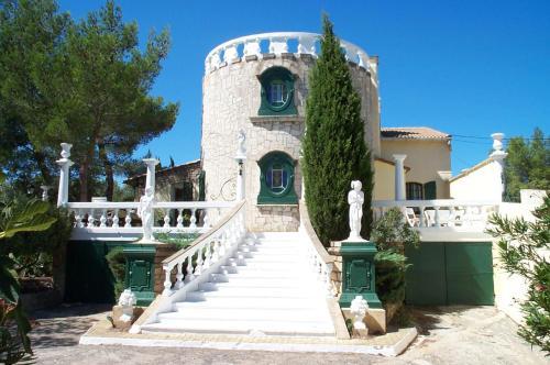 Villa Romantique : Guest accommodation near Saint-Pierre-de-Mézoargues