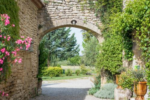Mas de la Rivoire B&B : Bed and Breakfast near Souvignargues