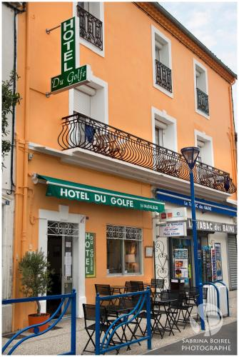 Hôtel du Golfe : Hotel near Balaruc-les-Bains