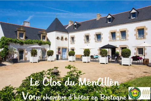 Le Clos du Men-Allen B&B : Bed and Breakfast near Sainte-Hélène