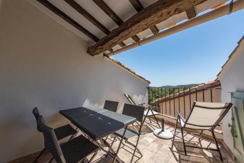 Maison de village Ramatuelle : Guest accommodation near Ramatuelle