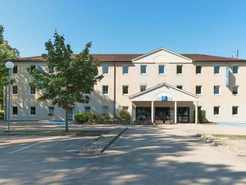 ibis budget Lons le Saunier : Hotel near Torpes
