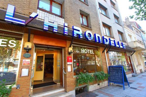 Hôtel Restaurant l'Hirondelle : Hotel near Téteghem