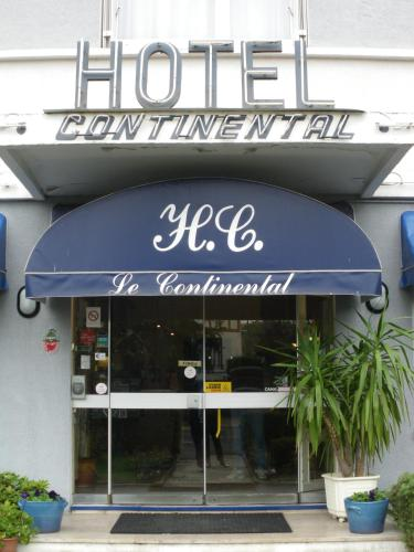Hôtel Continental : Hotel near Vatan