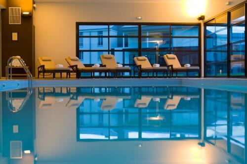 Paxton MLV : Hotel near Conches-sur-Gondoire