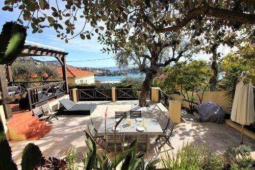 Margot : Apartment near Villefranche-sur-Mer