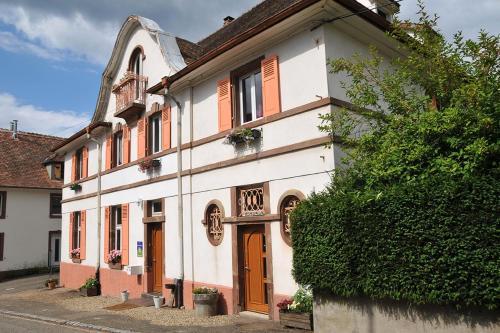 Maison D'hôtes Du Landersbach : Bed and Breakfast near Metzeral