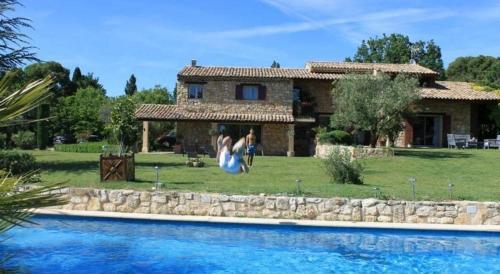 Mas au Coeur de la Provence : Guest accommodation near Saint-Cannat
