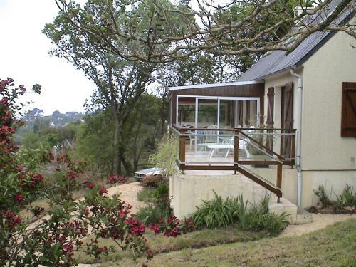 Min Gwenn : Guest accommodation near Trézény