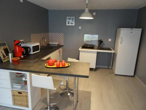 Havre de Paix : Apartment near Montesquieu-Lauragais