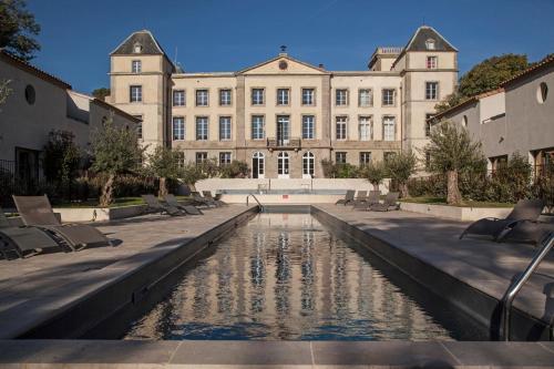 Château de la Redorte & Spa : Guest accommodation near Azille