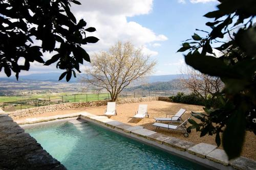 The View : Guest accommodation near Gordes
