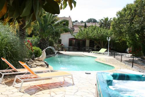 Villa Myami : Bed and Breakfast near Sanary-sur-Mer