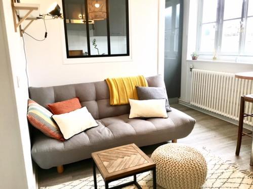 La Petite Trouv : Apartment near Trouville-sur-Mer