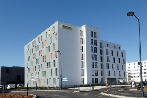 Appart'City Rennes Beauregard : Guest accommodation near Montgermont
