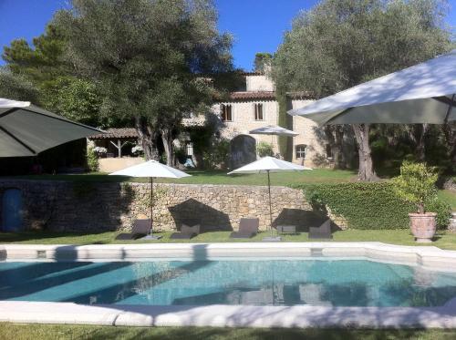 Le mas des Banyons : Guest accommodation near Mouans-Sartoux