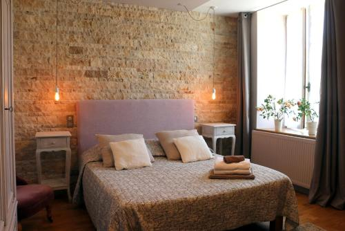 Domaine Borgnat : Guest accommodation near Courgis