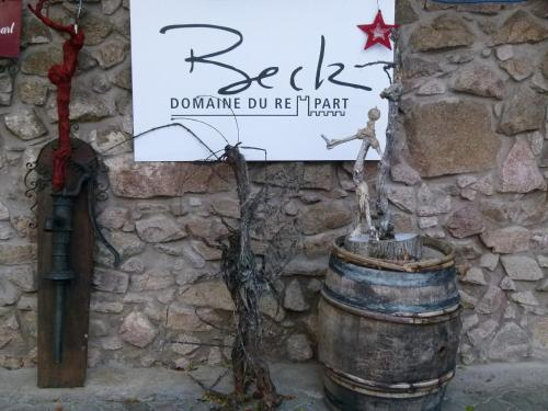 Beck Domaine du Rempart : Guest accommodation near Saint-Pierre-Bois