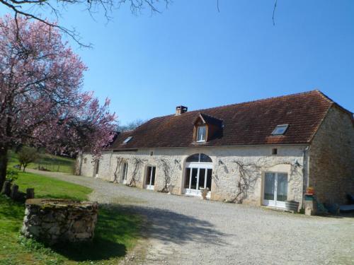 Domaine de la Vaysse chambres d'hôtes : Guest accommodation near Martel