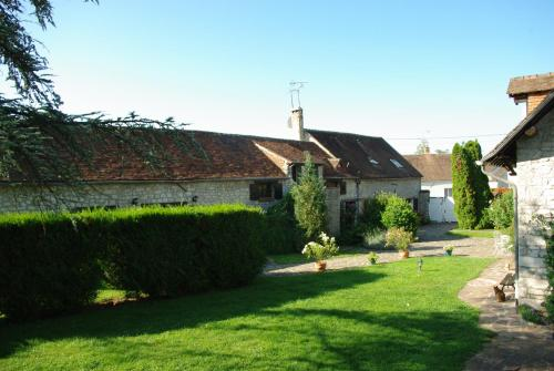 Le Clos Joli : Guest accommodation near Nonville