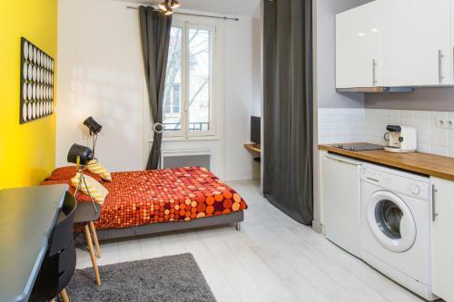 Appartements Lumière : Apartment near Lyon 8e Arrondissement
