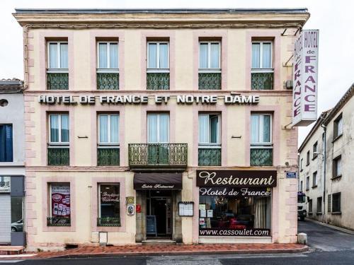 Hôtel De France : Hotel near Fendeille
