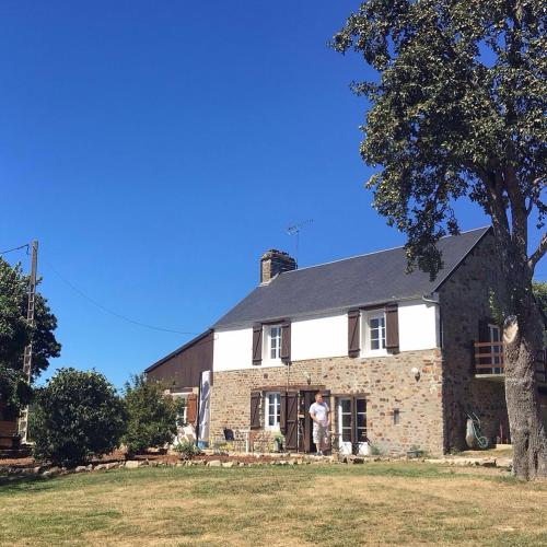 La Charpenterie : Guest accommodation near Pont-Farcy