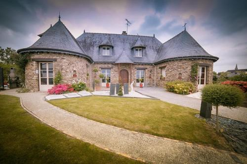 Chambres Kersandexupery : Bed and Breakfast near Brie