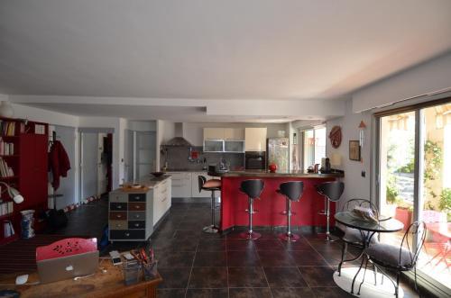 Rouge Indien : Apartment near Saint-André-de-la-Roche