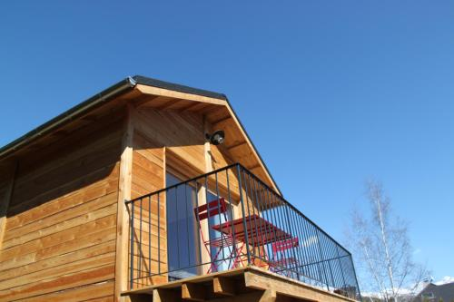 Shangri -La Chalet d'hôtes : Guest accommodation near Ancelle