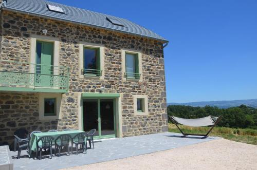 L'OUSTAL DEL PASTRE : Guest accommodation near La Fage-Montivernoux