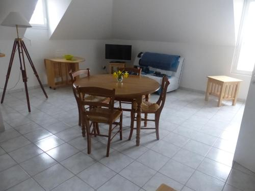 Résidence du port : Apartment near La Haye-d'Ectot