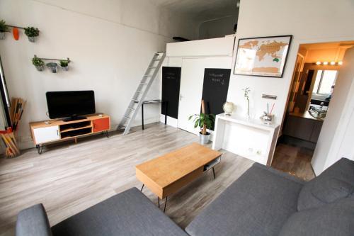C2 House Marseille City : Apartment near Marseille 4e Arrondissement