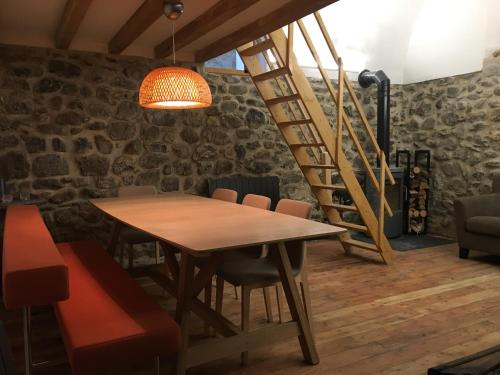 La Maison Laugier : Apartment near Saint-Dalmas-le-Selvage