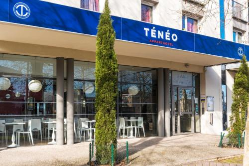 Ténéo Apparthotel Talence : Guest accommodation near Talence