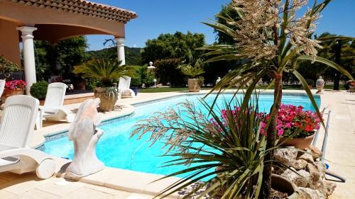 Villa LA FLORENTINE : Guest accommodation near Les Adrets-de-l'Estérel