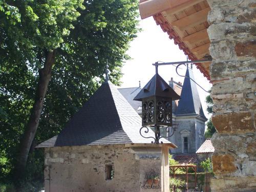 Au Détour des Pas Enchantés : Guest accommodation near Basse-Goulaine
