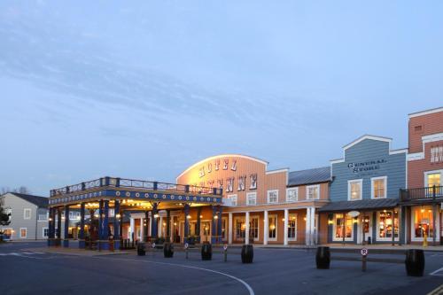 Disney's Hotel Cheyenne® : Hotel near Jablines