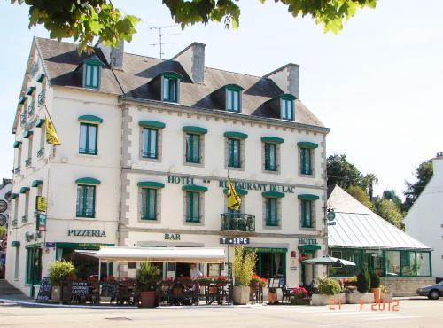 Hôtel du Lac : Hotel near Huelgoat