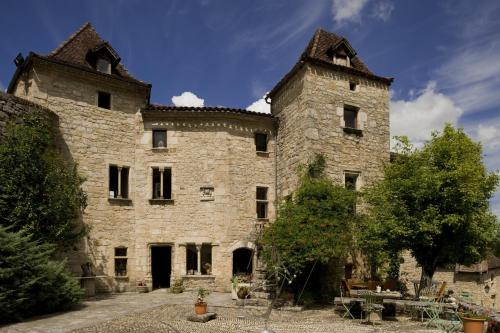 Château de Saint Cirq Lapopie : Guest accommodation near Cabrerets