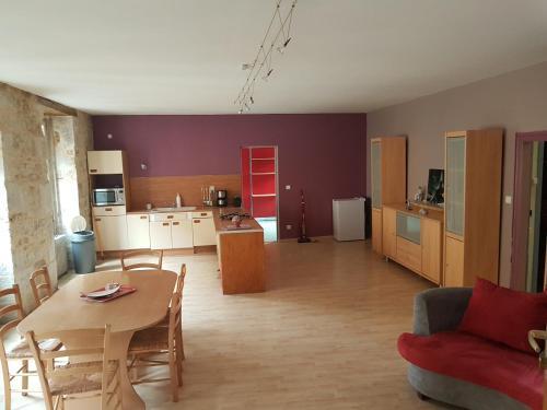 Chez les chtis de vayrac : Apartment near Saint-Michel-de-Bannières