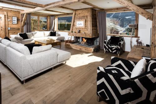 Chalet Martinique : Guest accommodation near Chamonix-Mont-Blanc
