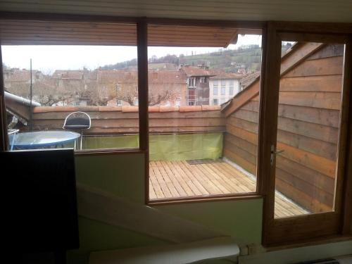 L'Ananda Studio : Apartment near Saint-Girons