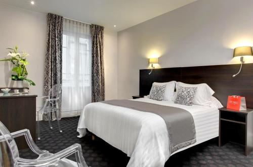 Logis Le Midland : Hotel near Saint-Priest-Bramefant