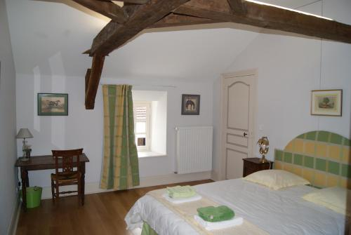 Château de Fontnoble : Bed and Breakfast near Cognat-Lyonne