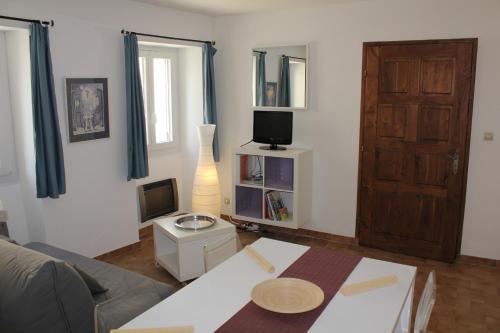 Chardon : Apartment near La Rochette