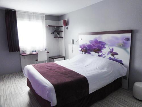Kyriad Montpellier Sud - A709 : Hotel near Lattes