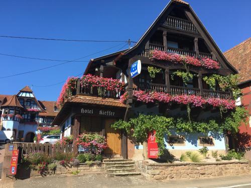 Hotel Kieffer : Hotel near Itterswiller