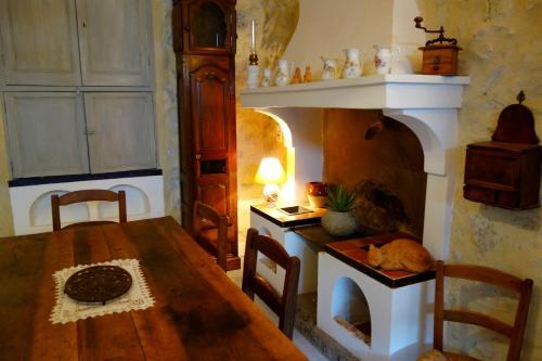 Les chambres de la villasse : Guest accommodation near Vaison-la-Romaine