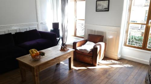 Atout Charme : Apartment near Buc